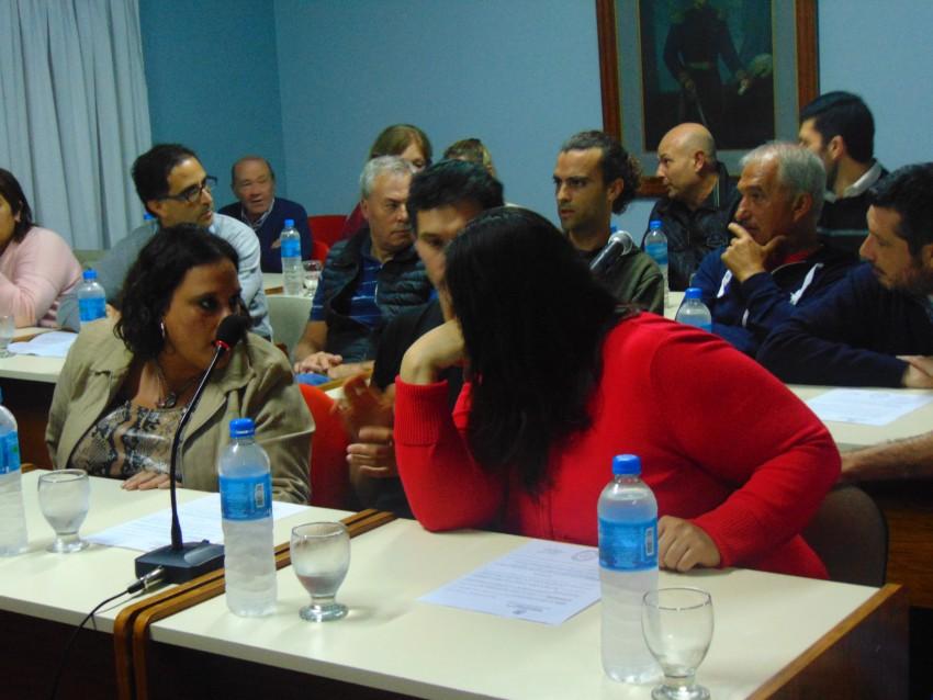 Asamblea de Concejales y Mayores Contribuyentes del día 9 mayo de 2019