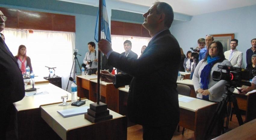 Inauguración del Período Ordinario de Sesiones del Honorable Concejo Deliberante