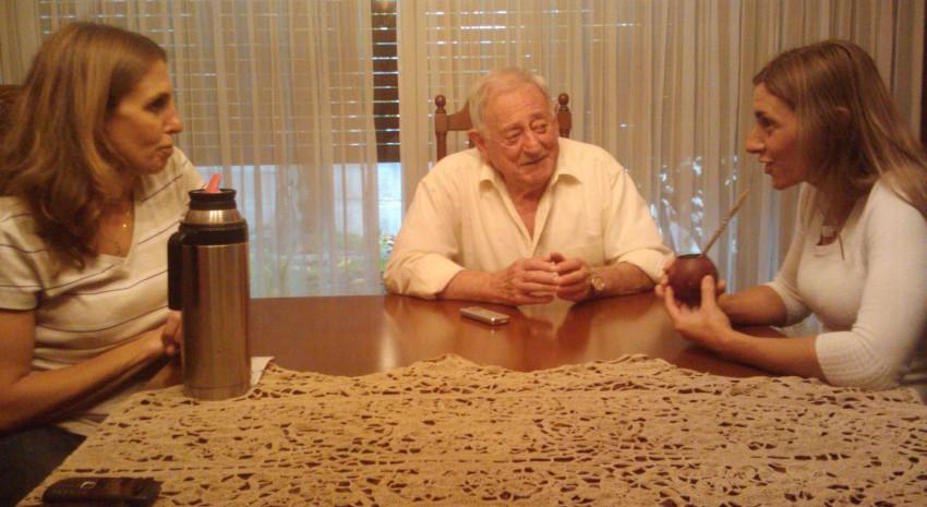 Entrevista al Ex-Intendente Ernesto Ricci