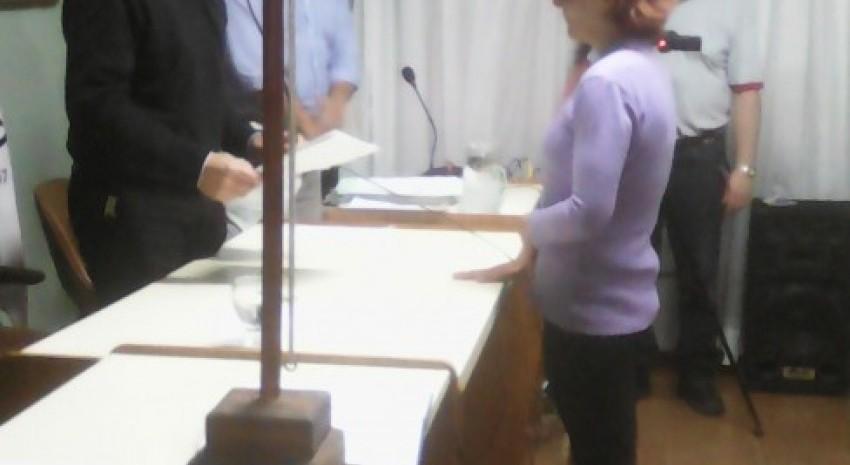 En el día de ayer 08/09 se llevo a cabo la Sesión Ordinaria
