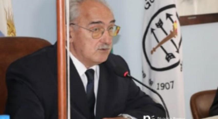 Decreto nº 1051/20 ref. fallecimiento del Presidente en Ejercicio del Honorable Concejo Deliberante, Don PEDRO DANIEL MARKOVIC.-